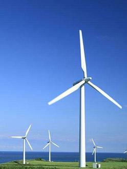 风力发电行业